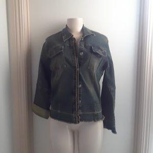 Fuse jeans jacket